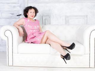 Velmi sexy fotografie sexy profilu modelky OrientalChick pro live show s webovou kamerou!