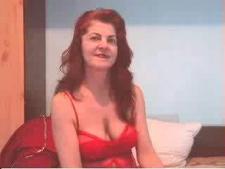 Picture of the sexy profile of Rosemaryxxx, for a very hot webcam live show !
