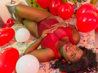 Foto de perfil sexy de la modelo SamayGlam, ¡disfruta de un show webcam muy caliente!