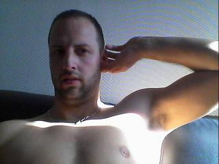Picture of the sexy profile of Sexboyy, for a very hot webcam live show !