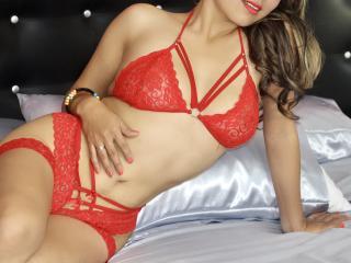 Velmi sexy fotografie sexy profilu modelky ShanaHill pro live show s webovou kamerou!