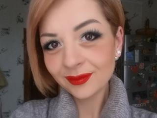 Velmi sexy fotografie sexy profilu modelky ShirleyAnny pro live show s webovou kamerou!
