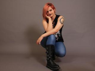 Фото секси-профайла модели Shiveraltty, веб-камера которой снимает очень горячие шоу в режиме реального времени!