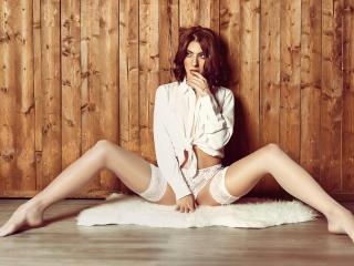 Hình ảnh đại diện sexy của người mẫu SierraStar để phục vụ một show webcam trực tuyến vô cùng nóng bỏng!