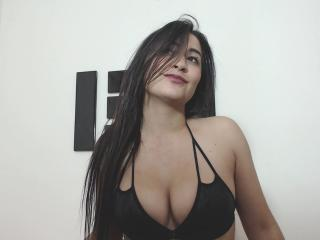 Picture of the sexy profile of SilvanaSexX, for a very hot webcam live show !