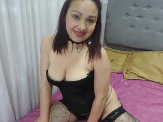 Photo de profil sexy du modèle SofiaHottie, pour un live show webcam très hot !
