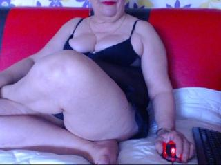 Picture of the sexy profile of SuperFoxyMilf, for a very hot webcam live show !
