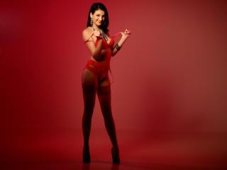 Velmi sexy fotografie sexy profilu modelky SweetCeriseX pro live show s webovou kamerou!