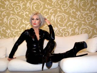 Sexet profilfoto af model TanyaMistress, til meget hot live show webcam!