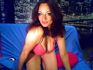 Velmi sexy fotografie sexy profilu modelky TereseHot pro live show s webovou kamerou!