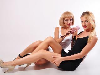 Sexy Profilfoto des Models TwoSeductivePussies, für eine sehr heiße Liveshow per Webcam!