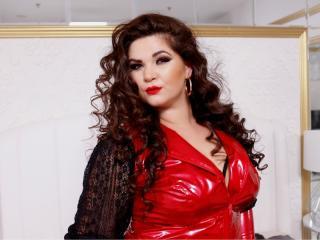 Velmi sexy fotografie sexy profilu modelky UrFetishDoll pro live show s webovou kamerou!