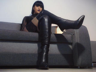 Picture of the sexy profile of YourChallenge, for a very hot webcam live show !