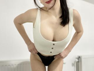 Velmi sexy fotografie sexy profilu modelky YourSweetTitties pro live show s webovou kamerou!