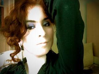 Velmi sexy fotografie sexy profilu modelky ZarinaStark pro live show s webovou kamerou!
