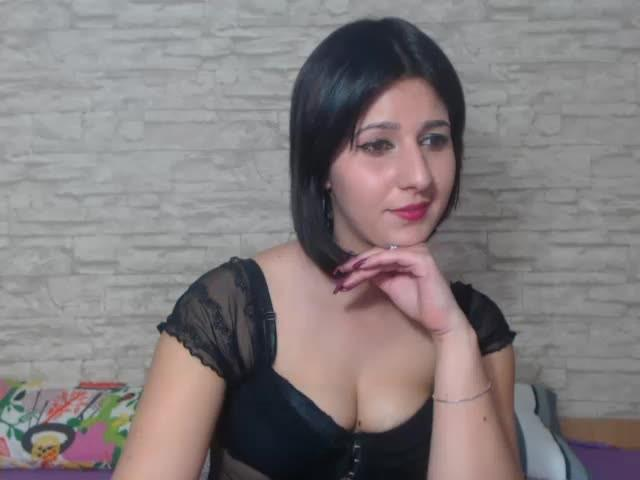 Picture of the sexy profile of AmarisQueen, for a very hot webcam live show !