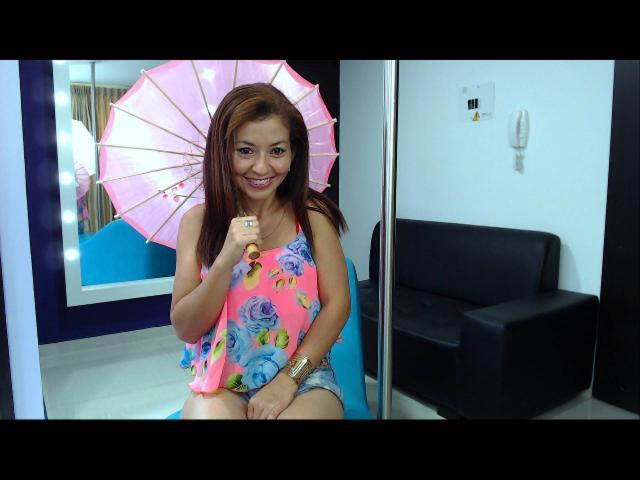 Photo de profil sexy du modèle AnastasiaHottX, pour un live show webcam très hot !