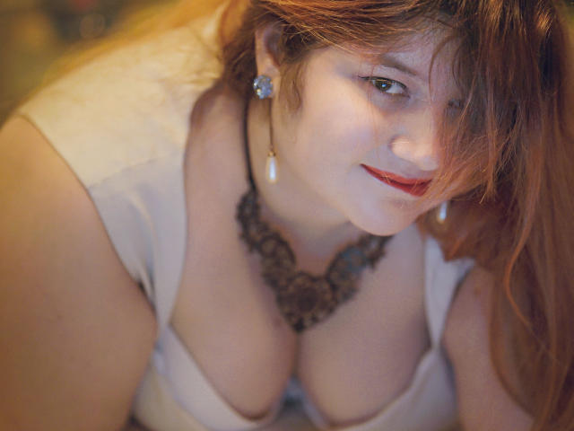 Picture of the sexy profile of DiamondDy, for a very hot webcam live show !