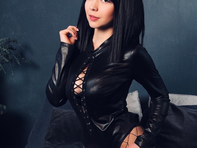 Photo de profil sexy du modèle EmilyMilton, pour un live show webcam très hot !