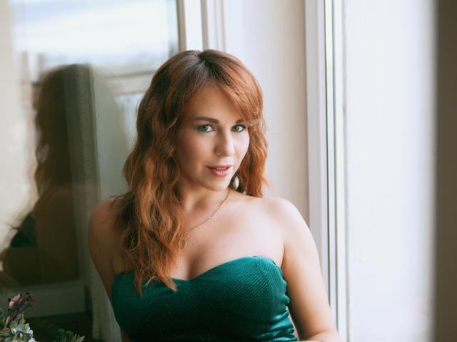 Sexet profilfoto af model LizaFancy, til meget hot live show webcam!