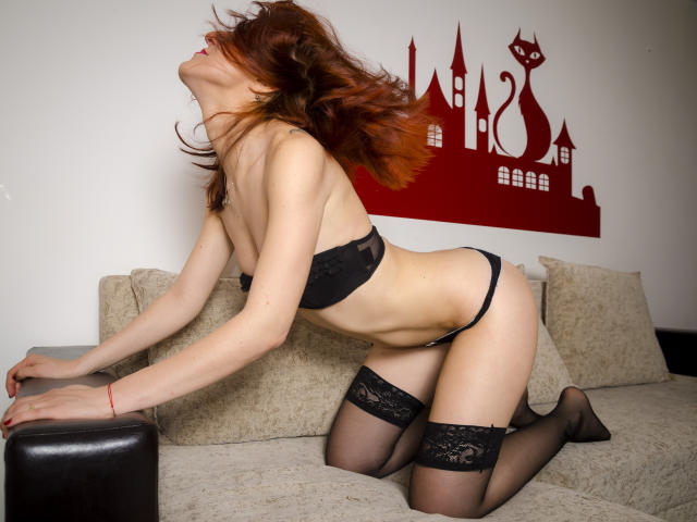 Picture of the sexy profile of MarbellRose, for a very hot webcam live show !