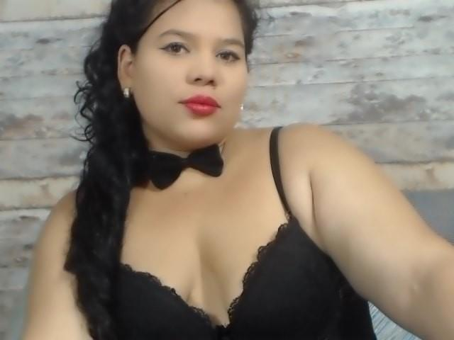 Picture of the sexy profile of NatalyDouce, for a very hot webcam live show !