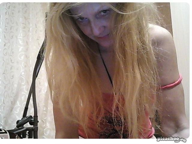 Picture of the sexy profile of ValeriaLight, for a very hot webcam live show !