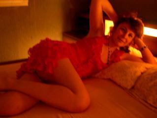 Sexy nude photo of Ceryane