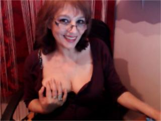 SxyVivian - Webcam hot with this ginger Mature
