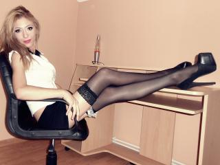 MissElissa - Live chat sexy with a being from Europe College hotties