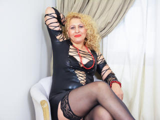 MatureEroticForYou - Cam nude with a average constitution Mature