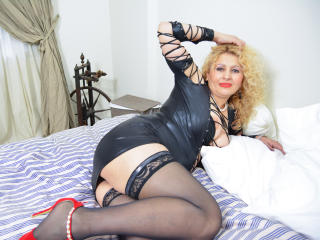 MatureEroticForYou - Chat cam x with this platinum hair Lady over 35