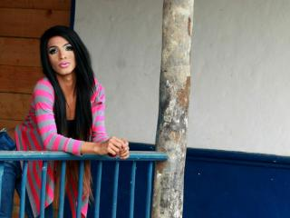 PrettyHannaTS - Show sexy et webcam hard sex en direct sur XloveCam®