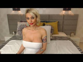 SexyCynthyaX - online chat xXx with this fair hair Lady