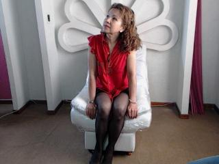 LadyLucky - Chat sexy with a cocoa like hair Sexy lady