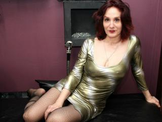 IntoKinkyFantasies - Live exciting with this trimmed private part Mistress