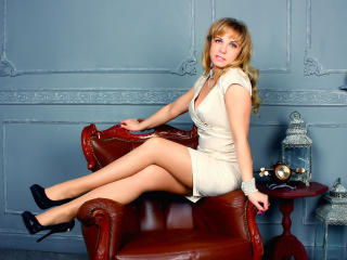 HelenLena - Live exciting with a trimmed sexual organ MILF