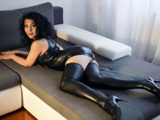 BigClitMILF - Live hot with a brunet MILF