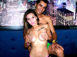 Sexy nude photo of KarolinneAndMatt