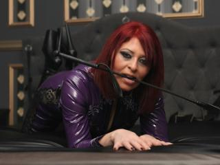 RedHeadLover - Live hard with this being from Europe Dominatrix