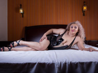 MatureEroticForYou - Cam sexy with this MILF with big bosoms