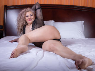 MatureEroticForYou - Web cam xXx with a golden hair MILF