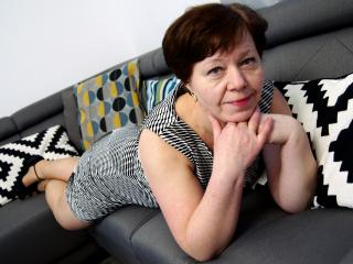 AdeleLoveEx - Webcam sex with a regular melon MILF