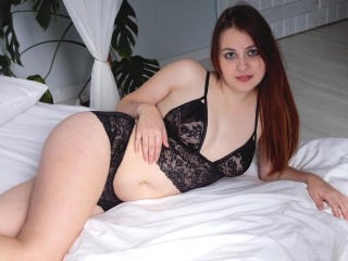 OnlyWay - Web cam hot with this chestnut hair Hot babe