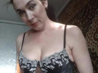 RositaSky - Webcam live exciting with a shaved sexual organ Sexy mother