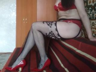 RositaSky - Web cam xXx with a being from Europe Mature