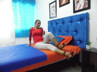 KrytalMature - Chat sexy with a latin american Sexy mother