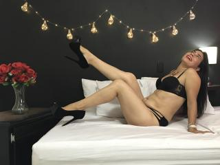 RosseWithe - Web cam exciting with a latin american Hard mom