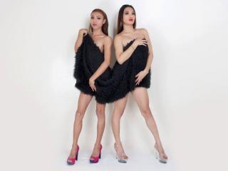 Foto de perfil sexy de la modelo XAsianSexCoupleX, ¡disfruta de un show webcam muy caliente!