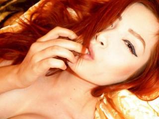 Photo de profil sexy du modèle KittenSquirt, pour un live show webcam très hot !